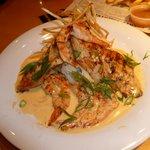 More shrimp