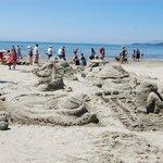 Davis Bay - Annual Sand Castle Event (1)