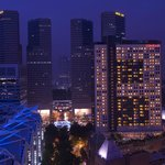 Conrad Centennial Singapore, in the heart of Marina Bay