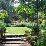 B&B with a garden