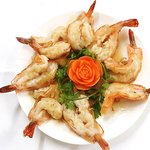 Tiger Prawns in Butter and Garlic