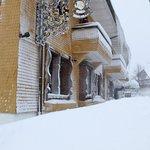 Bio- & Wellnesshotel Alpenblick im Winter