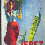 Altes Wein-Werbeplakat