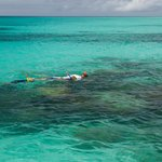 Snorkelling Rukira
