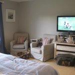 Large comfy room No. 17