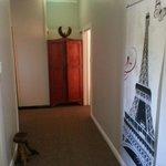 Hallway to Room 4