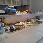 The wonderful breakfast
