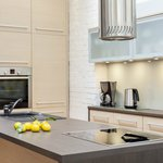 Kitchen in Venice apartment