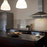 Kitchen in Dublin apartment