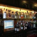Casa Julian bar...all gin!