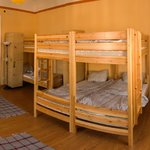 10 bedded room