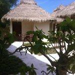 bungalows eolia beach resort
