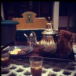 Mynt Tea, Welcome