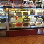 Marietta Diner Dessert Case, yummmmmm