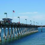The Venice Municipal Fishing Pier
