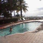 Casa Playa pool