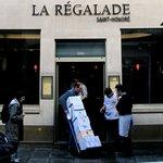 La Regalade 餐廳午餐前的準備