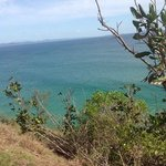 view from lighthouse walk, Byron Bay