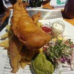 Fish&Chips grub