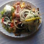 Grillteller - Parrillada de carne - Mixed grill !!!