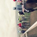 Cheltenham races nearby