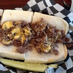 Chintzy Cheese Steak