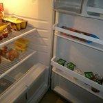 disponibilidad de refrigeradora