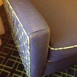 Armchair, room 330