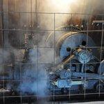 Steam Driven Sawmill