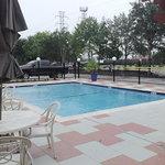 Pool long view