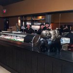 Sushi chefs at Polar Bear Restaurant in Belleville