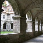 Cloister gallery