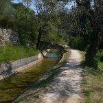 Promenade lelong du canal