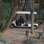 Transport comme dans l'ile paradisiaque