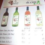 vinkort fra huset