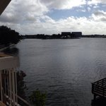 Another shot from our room, northern Tampa bAy