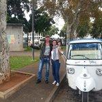 Ich mit meinem Tukxi Madeira Scout :)