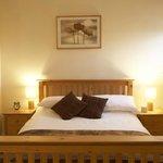 One of our en suite bedrooms