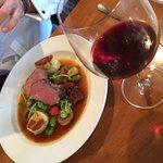 Delicious New Zealand lamb.