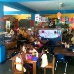 Dans l'école primaire