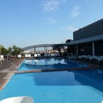 The roof terrace Pool