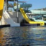 Water sports pool