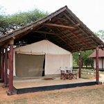 Tenda al lodge ashnil