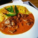 Aareschlucht Restaurant Foto