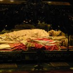 Parte de atras del altar