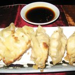 Chicken Potsticker Dumplings