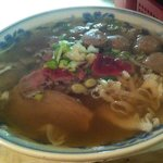 My special x-large beef soup yummy