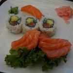 Sushi de Entrada