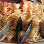 Spaghetti alla Scoglio