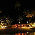 Restaurant & Bar @ night